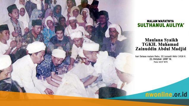 Malam Wafatnya Sulthanul Auliya'