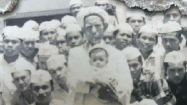 Maulana Syaikh Bersama TGH Lalu Gede Wiresakti