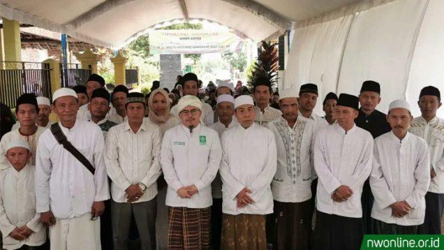 Pelantikan NW Jawa Timur