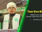 Tuan Guru Bajang by NW ONLINE