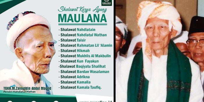 Shalawat Nahdlatain