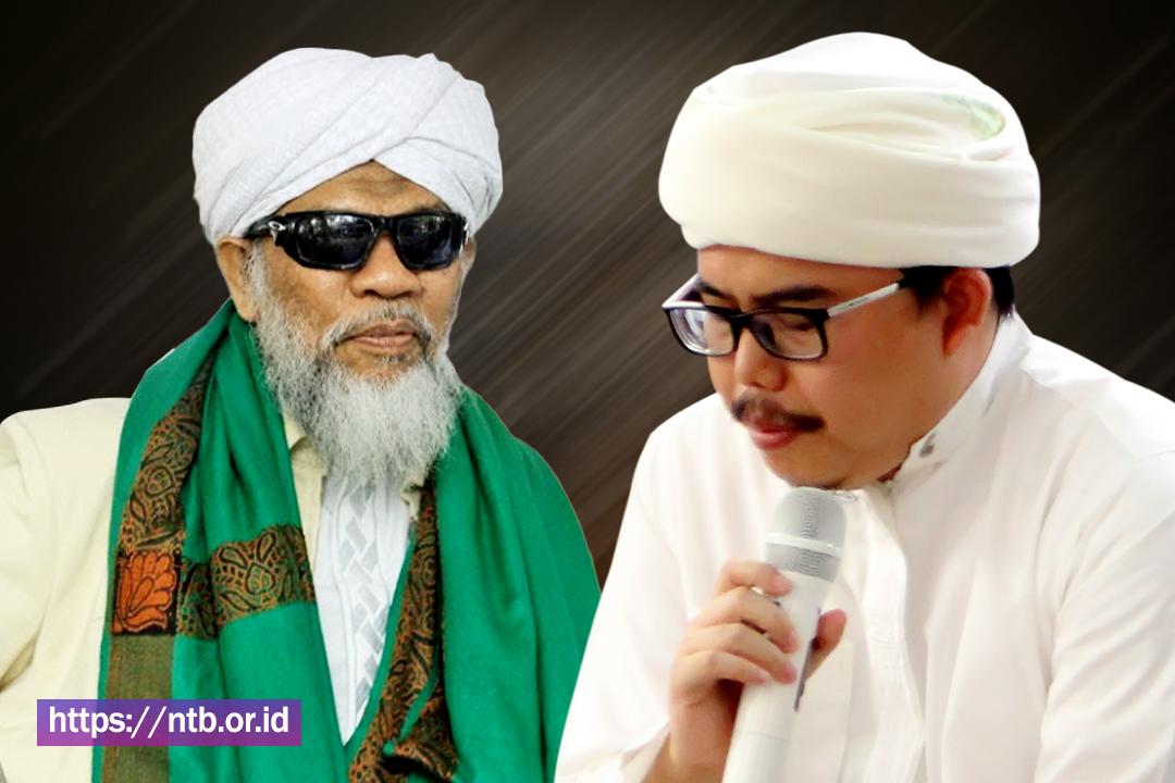 Lirik Syair Tuan Guru Anas Untuk Tuan Guru Bajang