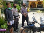 Bawa Mirsa, Seorang Pemuda Asal Lingsar Diamankan Polisi