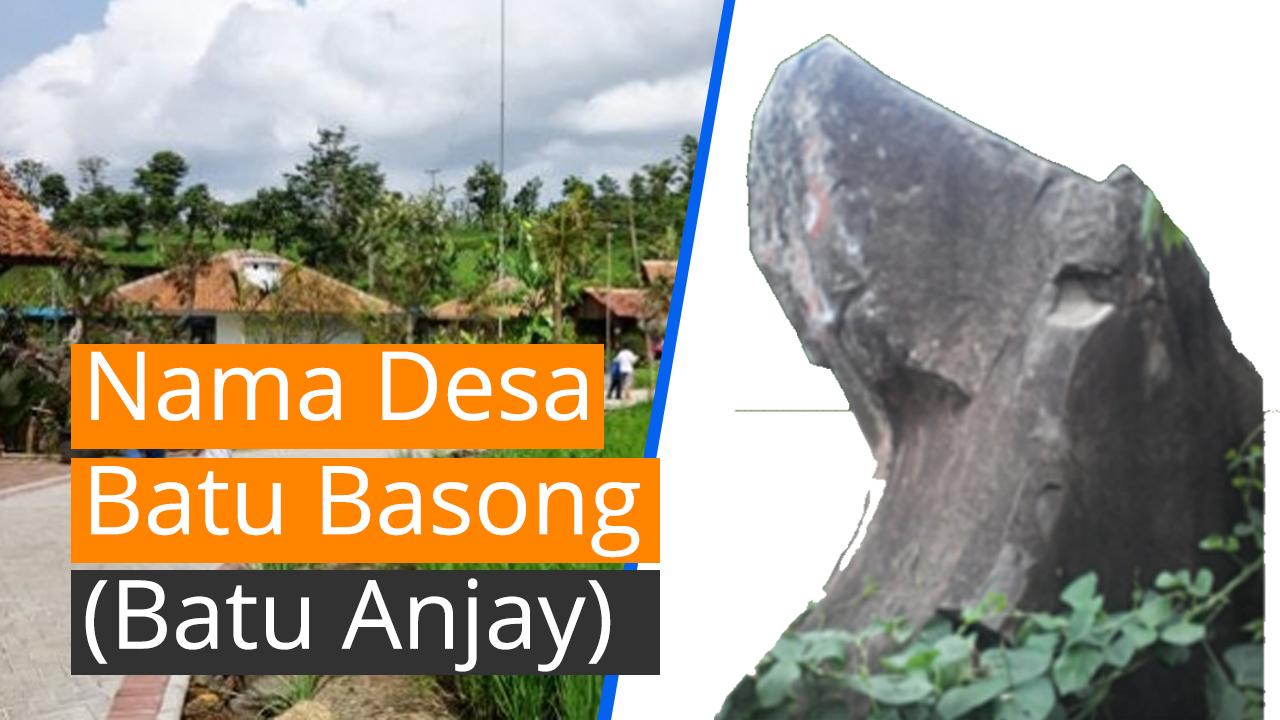 Sejarah Desa batu basong