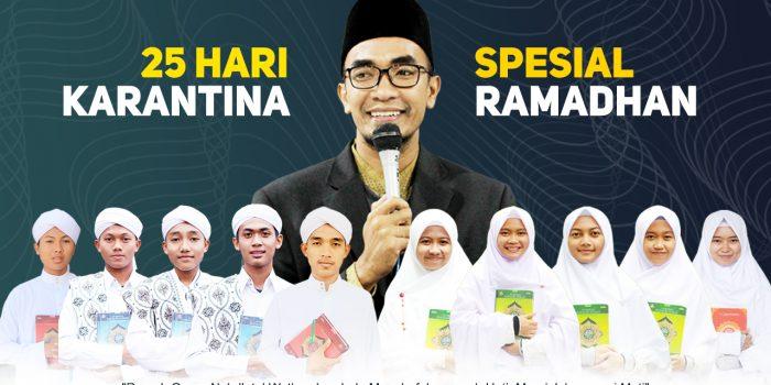 RQNW Lombok Kembali Membuka Program Menghafal Al-Quran Selama Ramadan, Segera Daftar!